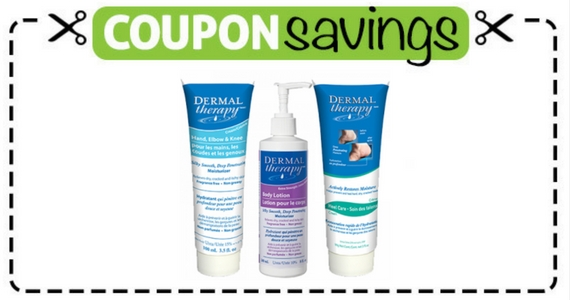 Save $3 On Dermal Therapy Heel Care, Body Lotion or Hand Elbow Knee Product