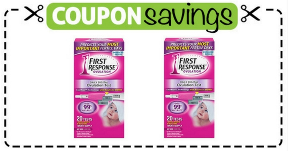 Save $5 Off First Response Ovulation Test