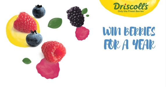 Win Berries For a Year