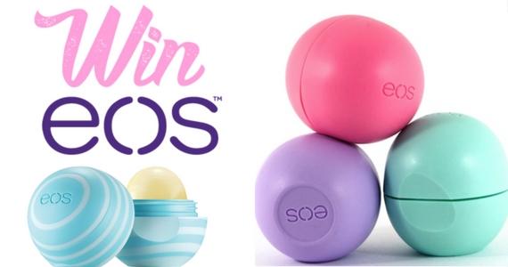 Enter to Win EOS Lip Balm this Week