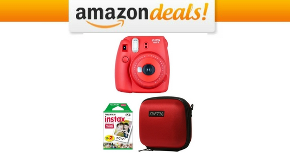 46% Off FujiFilm Instax Mini 8 Camera Bundle