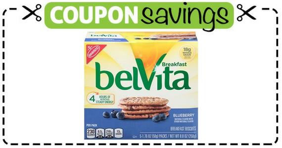 Save $1 Off Any belVita Product