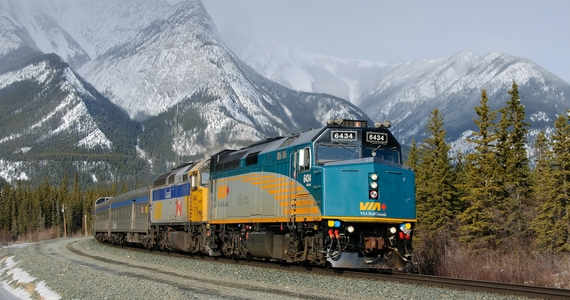 Discover Canada By Train For Just $415