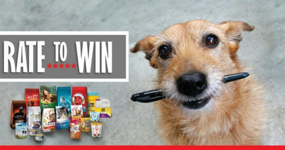 Win a $150 VISA Gift Card from Purina