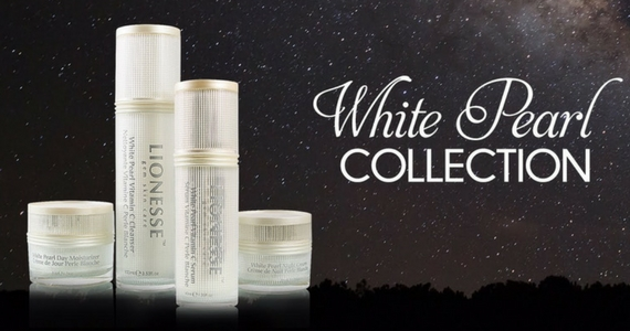 Win a Lionesse Gem White Pearl Cleanser