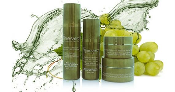Win a Vine Vera Moscato Sensitive Skin Cream