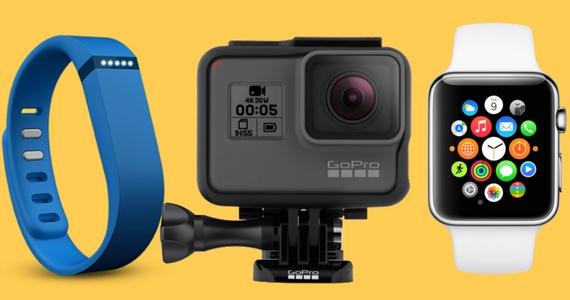 Win an Apple Watch, GoPro, Fitbit & More