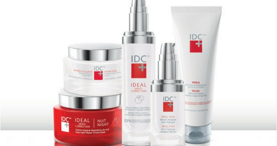 Win an IDC Skincare Prize Pack