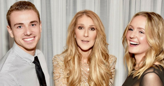 Celine Dion's Reaction To A Fan's Proposal Is Priceless