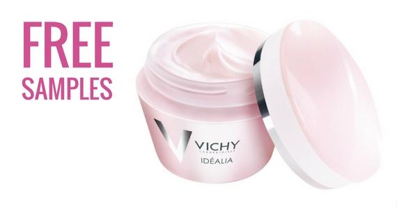 Get Free Vichy Idealia Samples