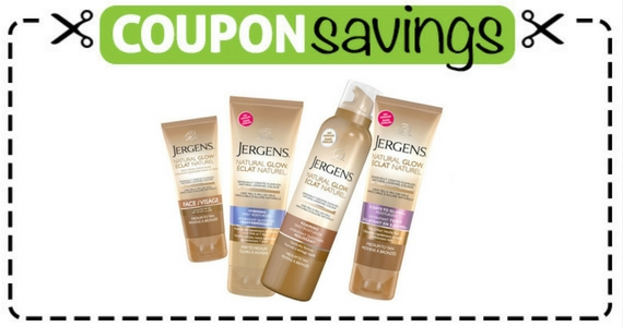Save $2 Off Jergens Natural Glow Moisturizer