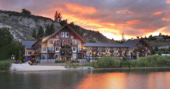 Win a 2-Night Stay at Summerland Waterfront Resort in BC