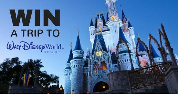 Win a Trip to Walt Disney World Orlando