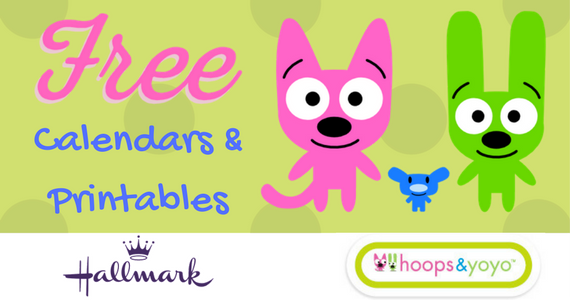 Free Printables from Hallmark