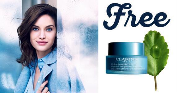 Free Sample Clarins Hydra-Essentiel Silky Cream