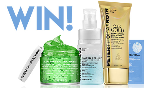 Win $1,000 Peter Roth Skin Care