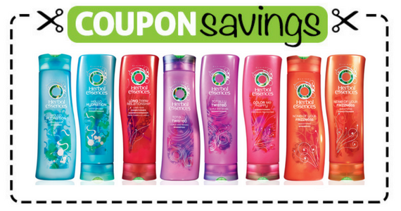 Save $1.50 on one Herbal Essences Hair Care Product