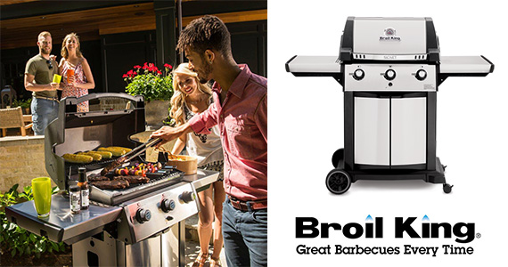 Win a Broil King Signet 320