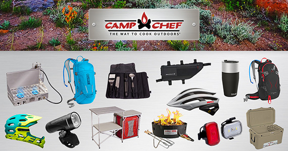 Win an Outdoors Prize Pack