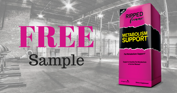 Free Sample of Ripped Femme's Metabolism Support