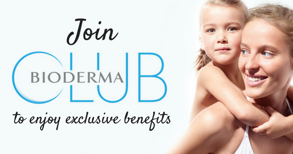Join The Bioderma Club For Exclusive Deals