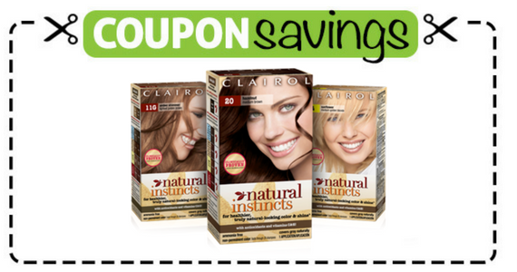 Save $2 off Natural Instincts Hair Dye