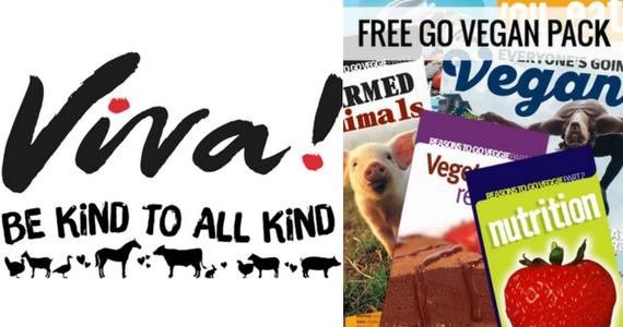 Free Going Vegan Sample Pack