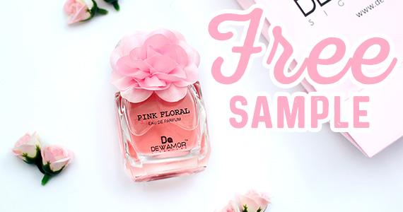 Free Perfume Sample From Dewamor Signature