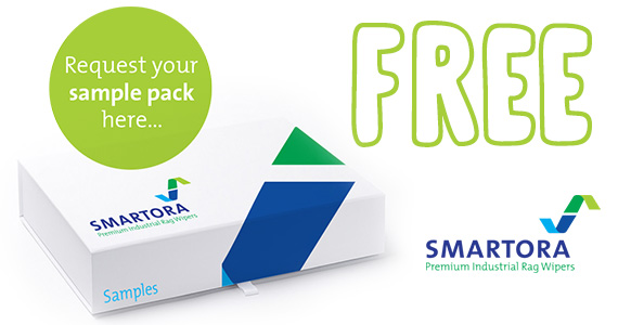 Free Smartora Rag Wipes Sample Pack