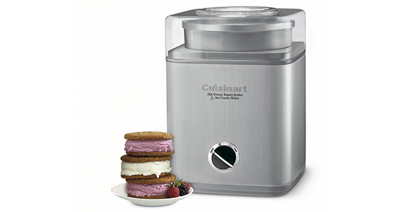 Win a Cuisinart Ice Cream Maker from Leite's Culinaria