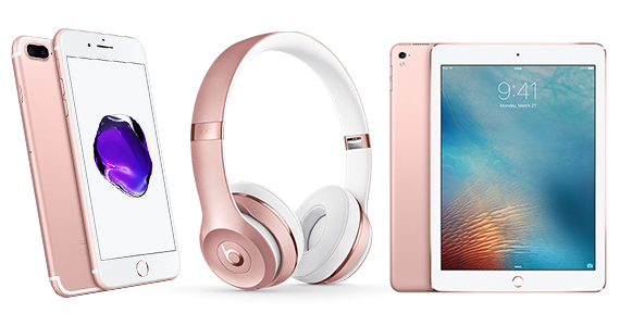 Win an iPad Pro, iPhone 7 and Beats Package!