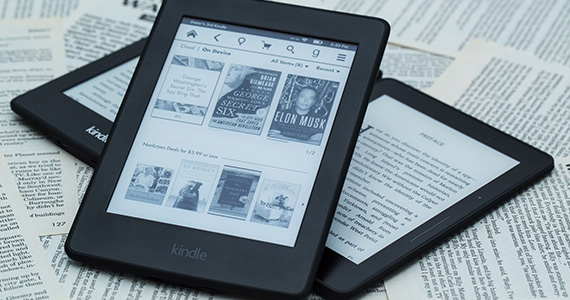 Win a Kindle Paperwhite E-Reader