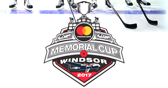Go to the 2017 Memorial Cup for Free