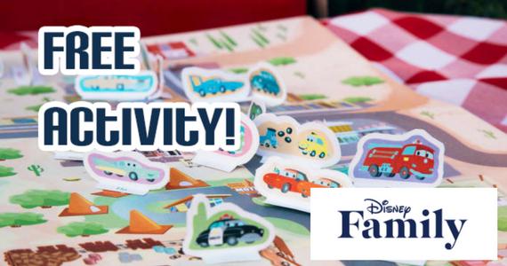 Free Printable Disney Cars Radiator Springs Playset