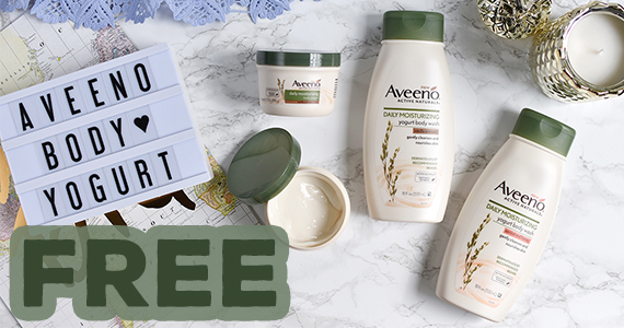 ChickAdvisor – Free Aveeno Body Wash & Lotion