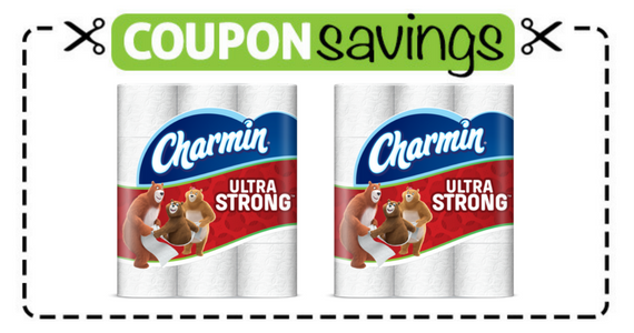 Save $1 off Charmin Toilet Paper