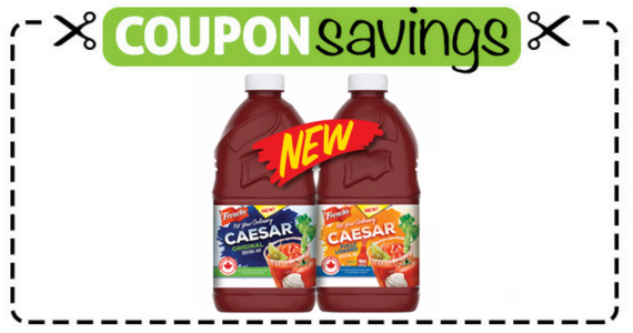 Save $1 on French's Not Your Ordinary Caesar Mix