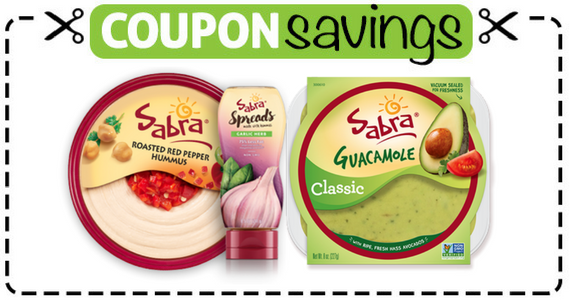 Save $1 on Sabra Products