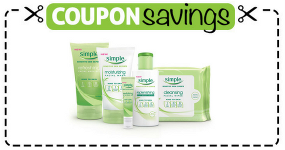 Save $1.50 at Walmart on any Simple Product