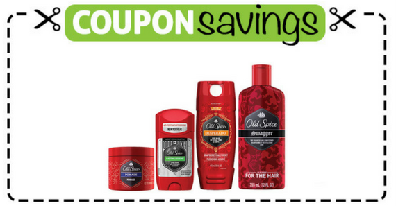 Save 75¢ on Old Spice