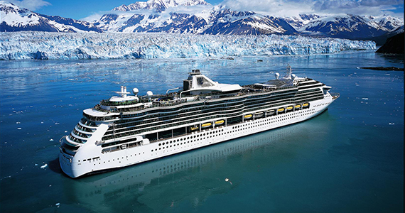 Win A 12-Day Cruise For Two To Alaska!
