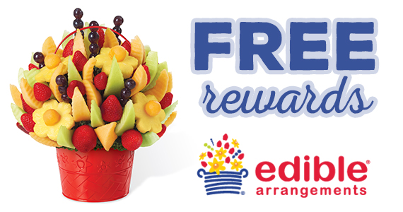 Free Birthday Gift From Edible Arrangements