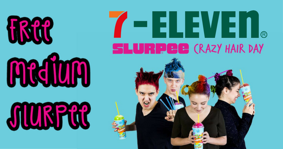 Free Slurpee on June 16th