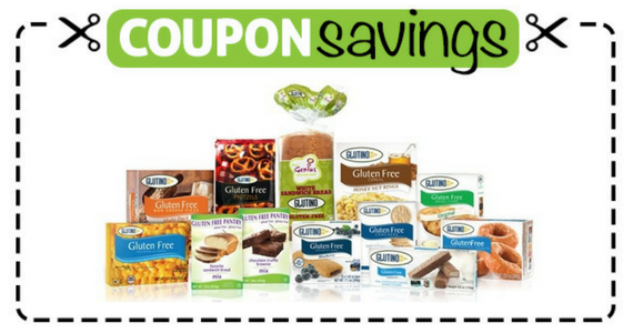 Save $1 off Glutino Products