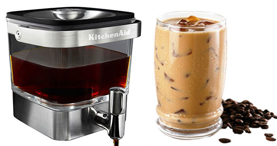 Win a KitchenAid Cold Brew Coffee Maker