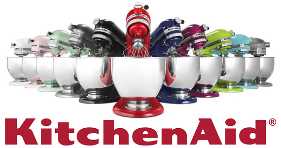 Win a KitchenAid Artisan Stand Mixer