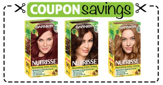 Save $2 on Garnier Nutrisse