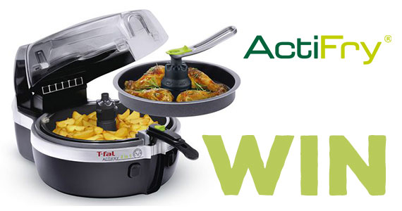 Win a T-Fal ActiFry Express XL