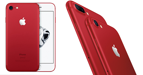 Win a Red iPhone 7