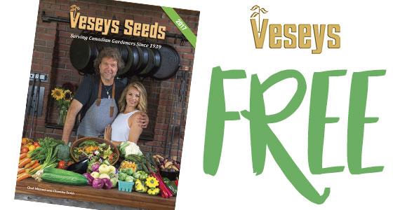 Get a Free Veseys Catalogue